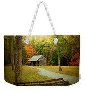 Fall Color's Weekender Tote Bag