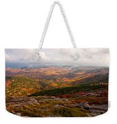 Fall Colors Of Acadia 6656 Weekender Tote Bag