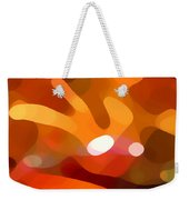 Fall Day Weekender Tote Bag