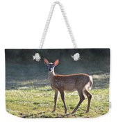 Fall Fawn Weekender Tote Bag