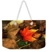 Fall Flames Out Weekender Tote Bag