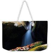 Fall Flow Weekender Tote Bag