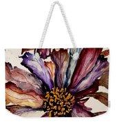 Fall Flower Colors  Weekender Tote Bag
