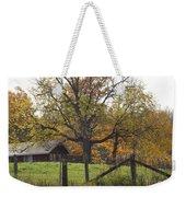 Fall Foilage In Country Weekender Tote Bag