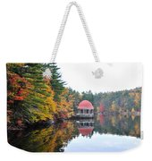 Coggshall Park, Fitchburg Ma Weekender Tote Bag
