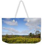 Fall Foliage Hilltop Landscape Weekender Tote Bag