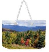 Fall Foliage Weekender Tote Bag