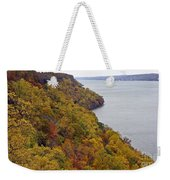 Fall Foliage On The New Jersey Palisades II Weekender Tote Bag