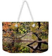 Fall From The Water Weekender Tote Bag