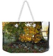 Fall Gate Weekender Tote Bag