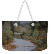 Fall Harmonies Weekender Tote Bag