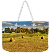 Fall Harvest Weekender Tote Bag