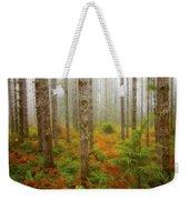 Fall Has Come Weekender Tote Bag