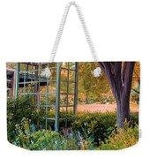 Fall Herb Garden0981 Weekender Tote Bag