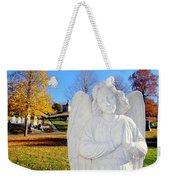 Fall In Angel Weekender Tote Bag