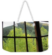 Fall In Ashcroft Weekender Tote Bag