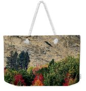 Fall In Carson Valley  Weekender Tote Bag