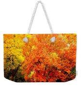 Fall In Full Bloom Weekender Tote Bag