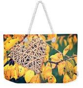 Fall In Love Weekender Tote Bag