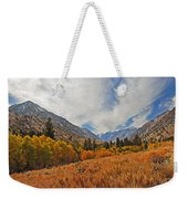 Fall In Lundy Canyon Weekender Tote Bag