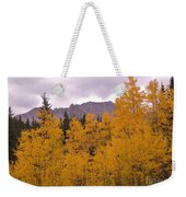 Fall In Maroon Bells Weekender Tote Bag