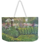 Fall In Monet's Garden Weekender Tote Bag