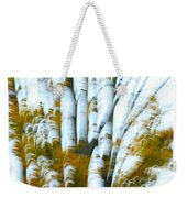 Fall In Motion Weekender Tote Bag