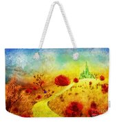 Fall In Oz Weekender Tote Bag