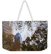 Fall In Philly Weekender Tote Bag