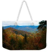 Fall In The Blue Ridge Mountains Weekender Tote Bag