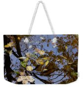 Fall In The Lake In Vienna No. 1 Weekender Tote Bag