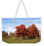 Fall In The Pastures Weekender Tote Bag