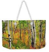 Fall In The Tetons Weekender Tote Bag