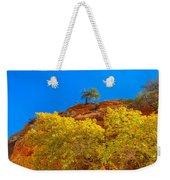 Fall In Zion Weekender Tote Bag