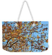 Fall Is Here Weekender Tote Bag