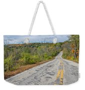 Fall Is In The Air Weekender Tote Bag
