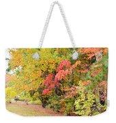 Fall Landscape 3 Weekender Tote Bag