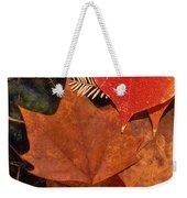 Fall Leaves I I Weekender Tote Bag