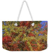 Fall Leaves In So Cal Weekender Tote Bag