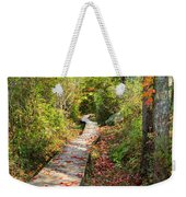 Fall Morning Weekender Tote Bag by Bill Wakeley