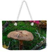 Fall Mushrooms Weekender Tote Bag