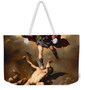 Fall Of The Rebel Angels Weekender Tote Bag