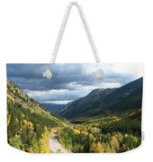 Fall On Guanella Pass Weekender Tote Bag