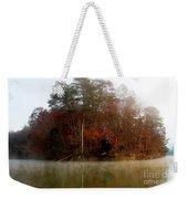 Fall On Melton Hill Lake Weekender Tote Bag