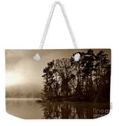 Fall On Melton Hill Lake V Weekender Tote Bag