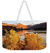 Fall On The Colorado Weekender Tote Bag