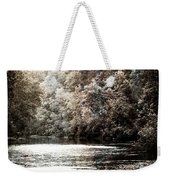 Fall On The Current Weekender Tote Bag