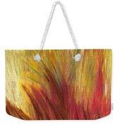 Fall Prairie Grass By Jrr Weekender Tote Bag