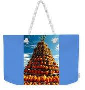 Fall Pumpkins Weekender Tote Bag