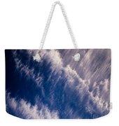Fall Streak Clouds 5 Weekender Tote Bag